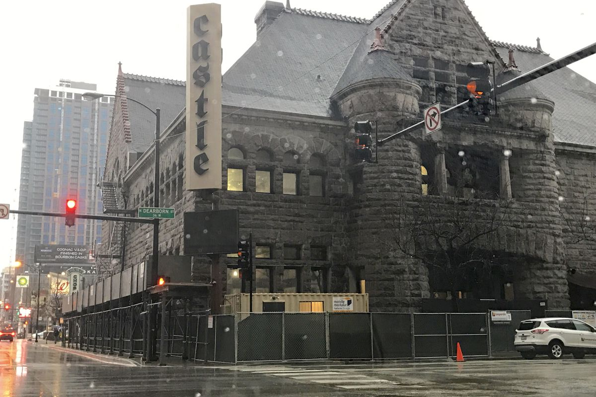 Chicago S Former Historical Society Building Begins