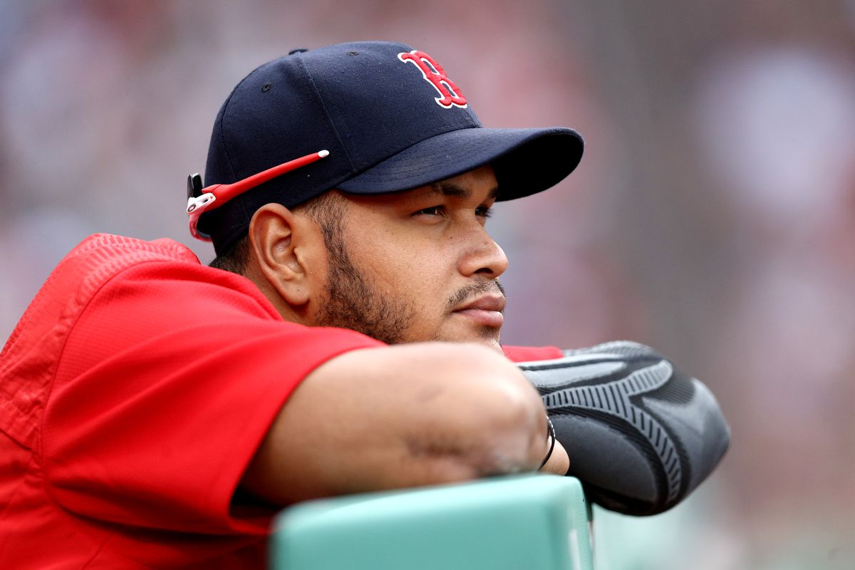 Red Sox LHP Rodriguez goes on paternity leave