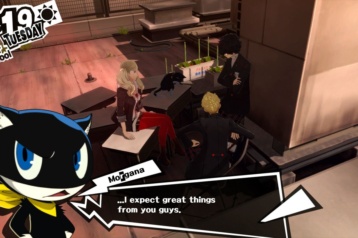 persona s pop culture references are the best polygon it s easy to mistake pop culture references