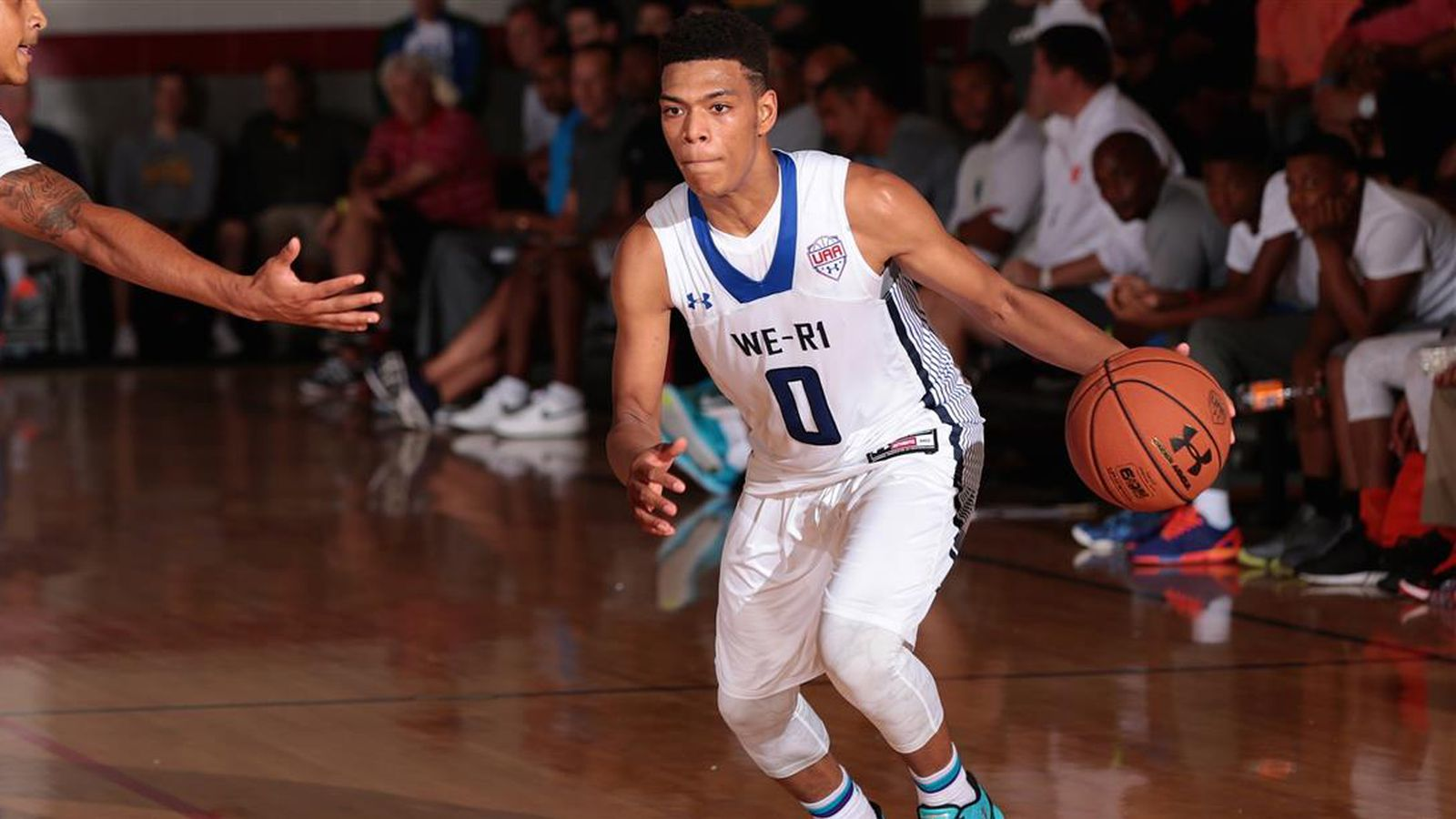 Kentucky Basketball Top 5 Point Guards Of The John: Point Guard Visiting Campus Today