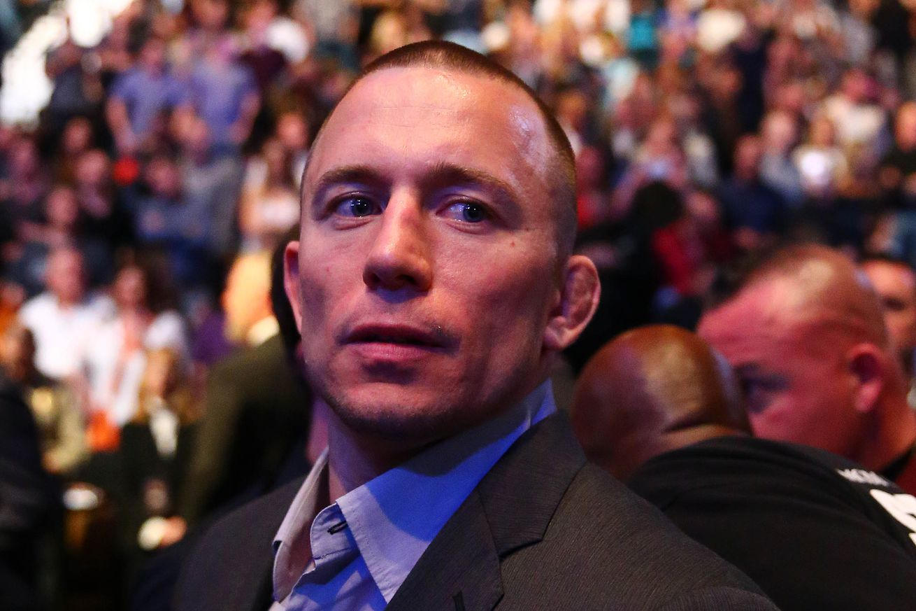 community news, UFC champion Tyron Woodley releases text messages with Georges St Pierre regarding comeback fight