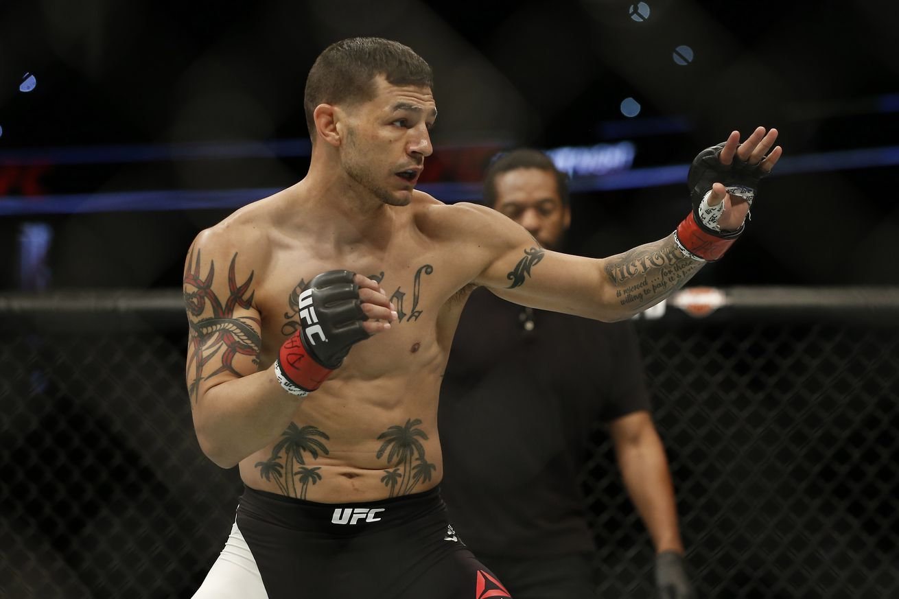 UFC Nashville preview: Tonight's role of 'fan favorite' will be played by Cub Swanson