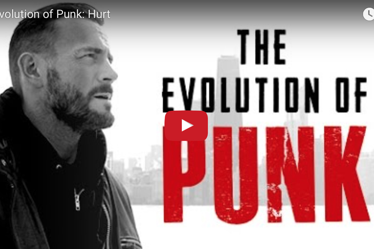 Evolution of Punk video (Ep. 3): CM Punk trains hurt leading up to UFC 203 debut