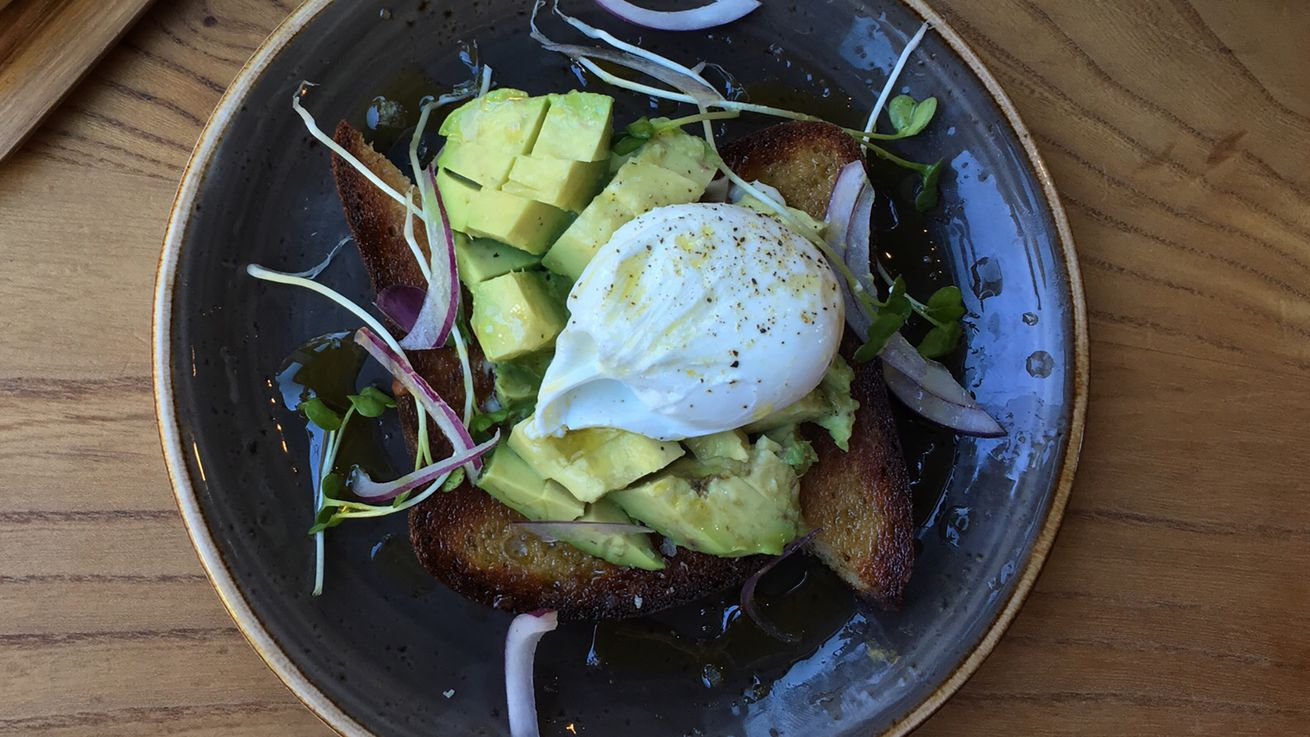 All Avocado Everything Restaurant to Open in Amsterdam