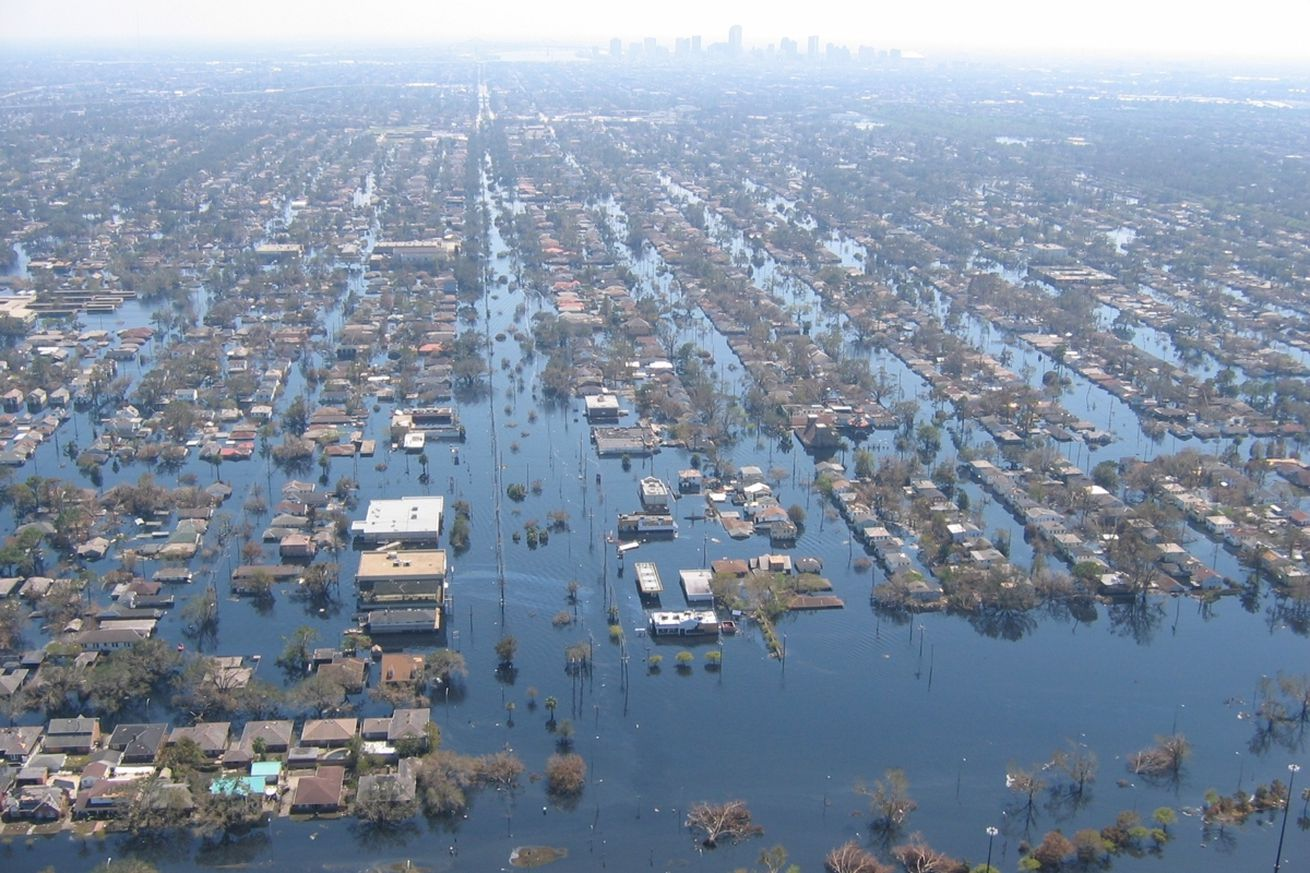 A future of more extreme floods, brought to you by climate change