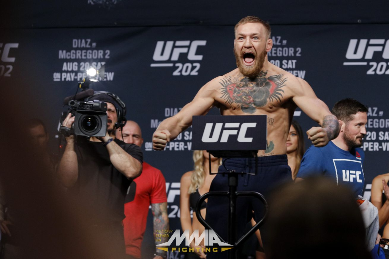 Conor McGregor to Nate Diaz: 'I'm going to kill you and your whole f*cking team'