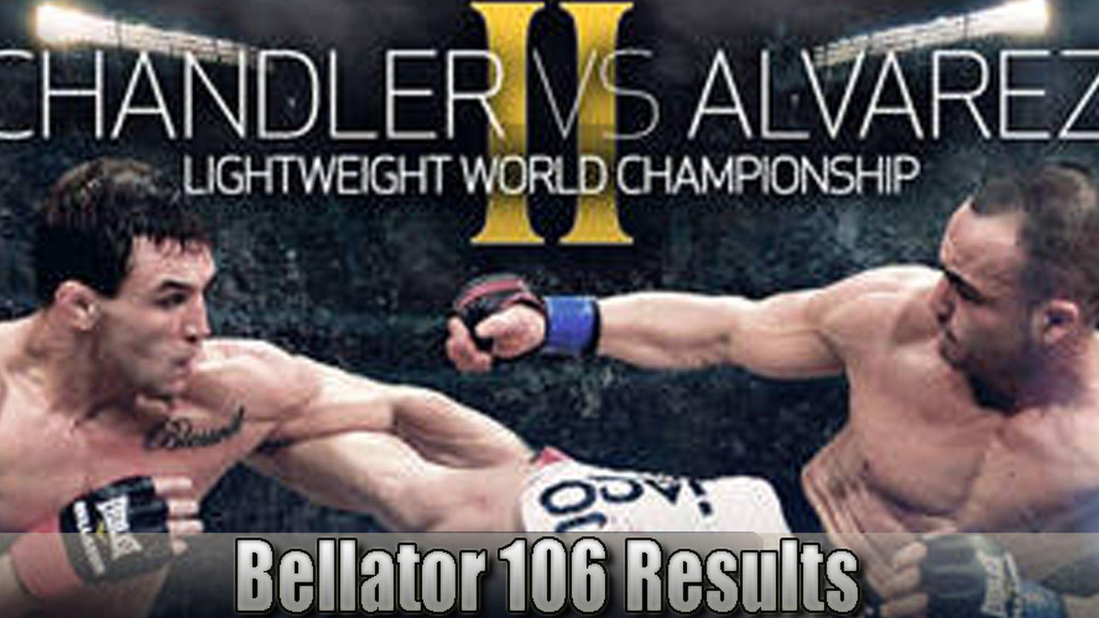 bellator mma live results