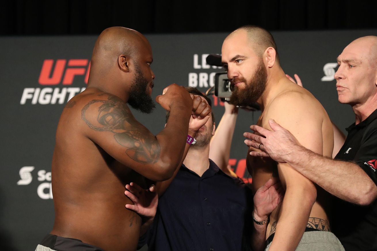 community news, UFC Fight Night 105: Travis Browne says you have to be impressed with 'exciting' Derrick Lewis