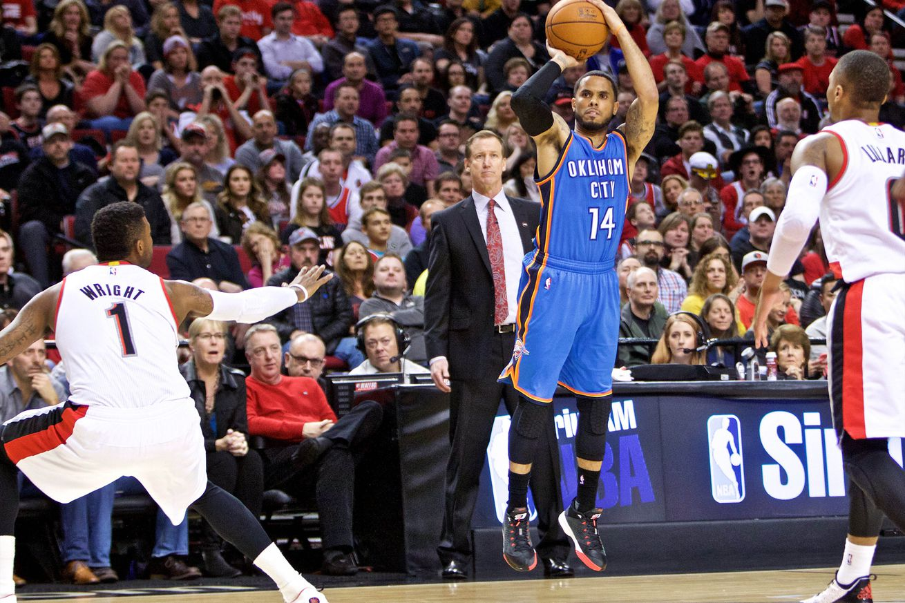 thunder vs trail blazers preview russell westbrook to