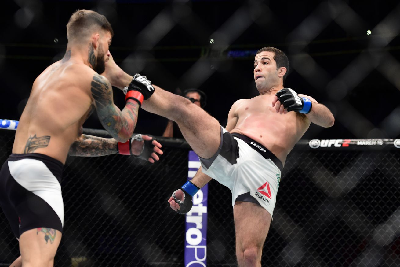 community news, Augusto Mendes undergoes knee surgery, hopes for late 2016 return to the UFC