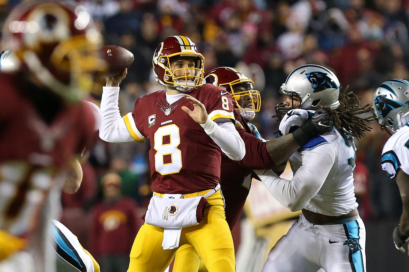 Of course you take Kirk Cousins over Cam Newton?