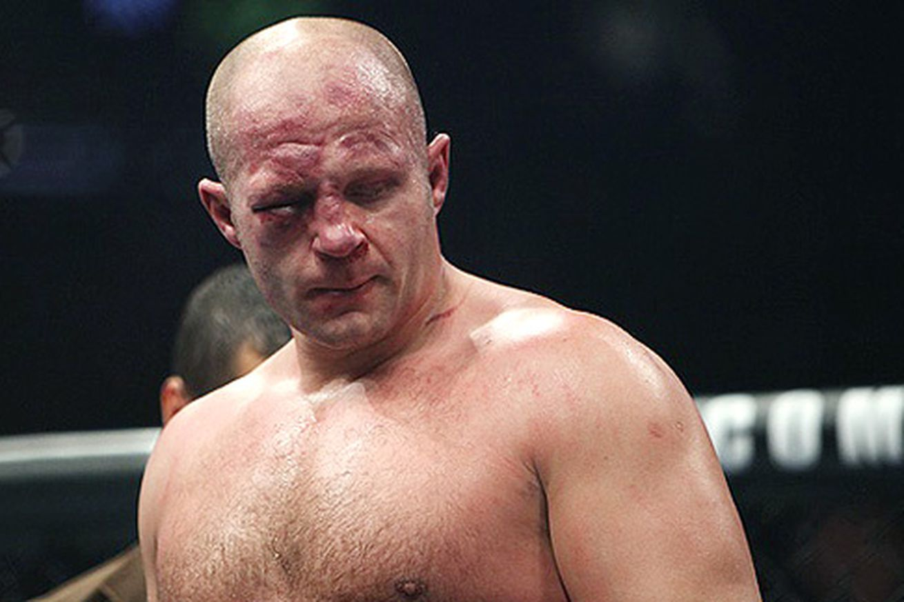 Fedor : Return of the Last Emperor [HD] - YouTube