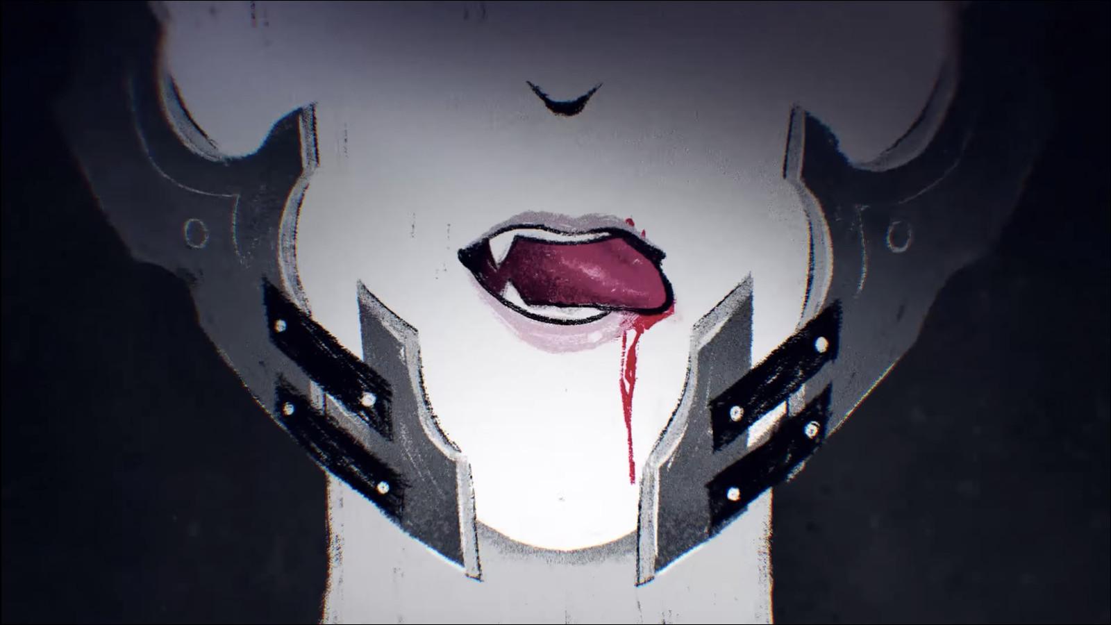 Code Vein is a hardcore, vampire RPG from Bandai Namco