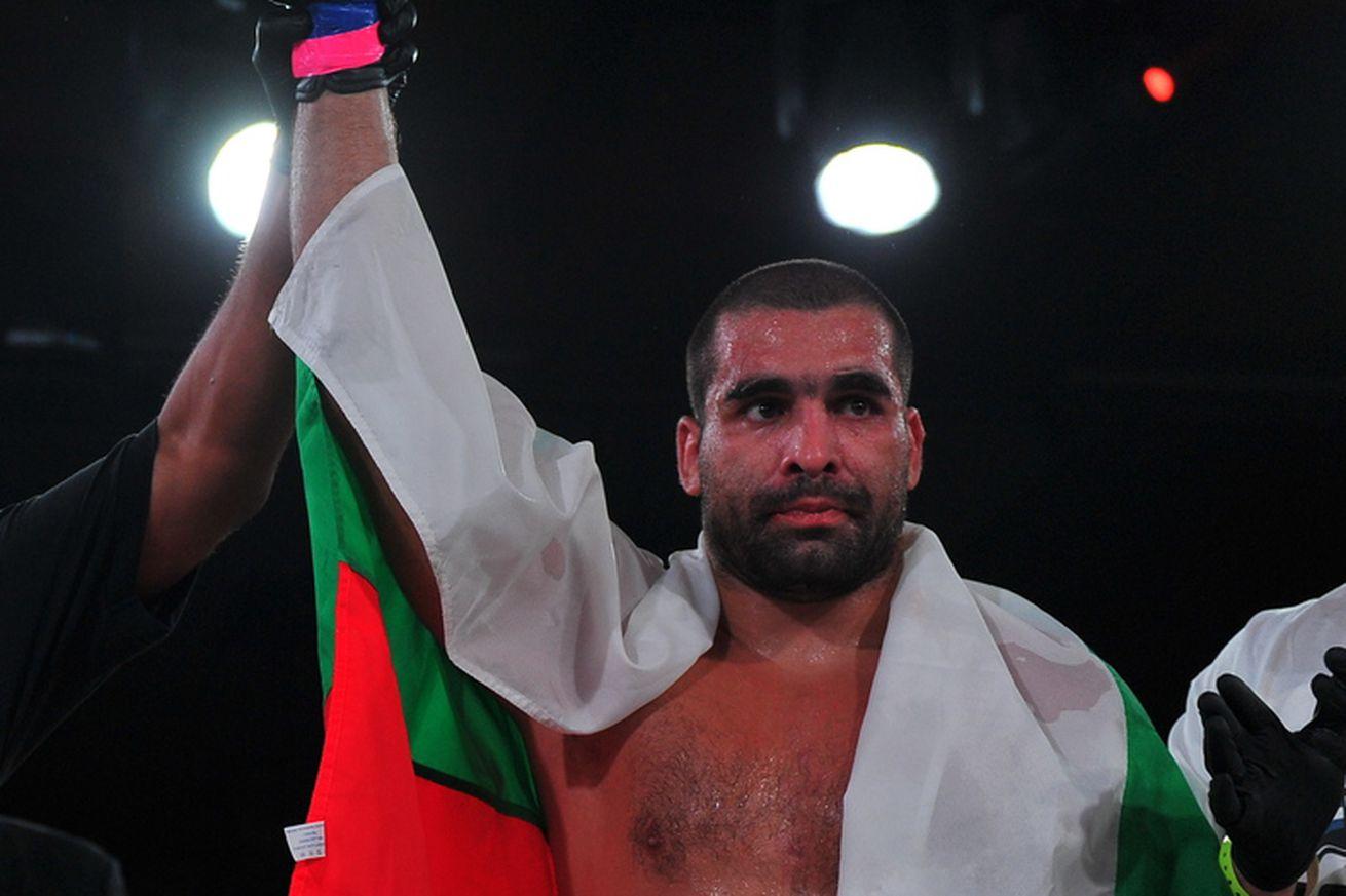 WSOF 35 results: Blagoy Ivanov stops Shawn Jordan, defends his WSOF heavyweight title