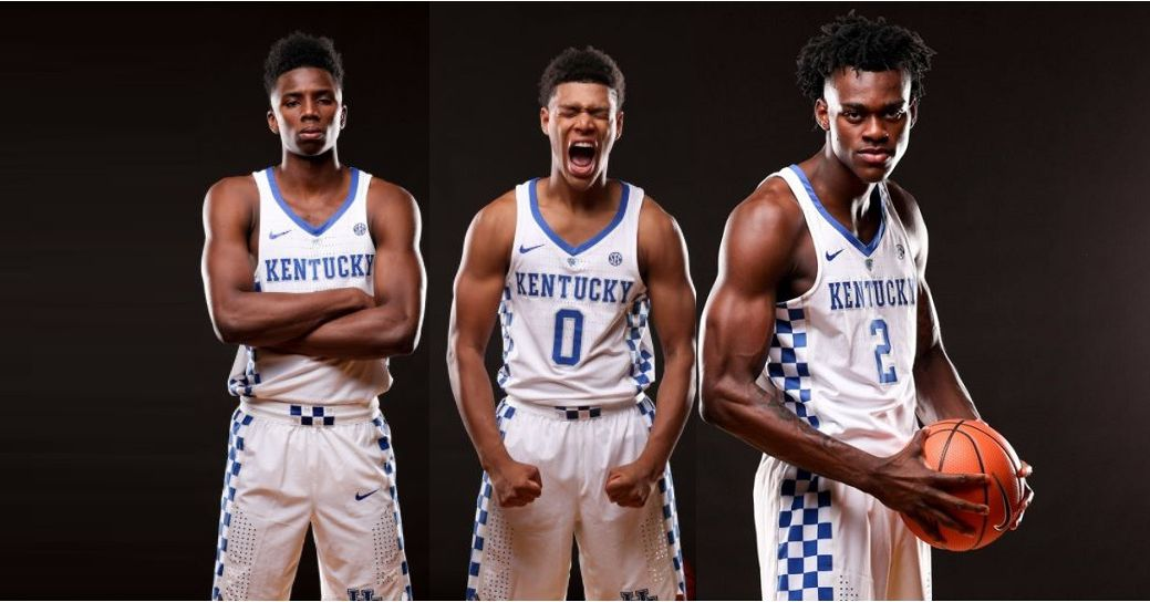 Uk Basketball Schedule: Kentucky Wildcats Basketball: Full 2017-18 Schedule