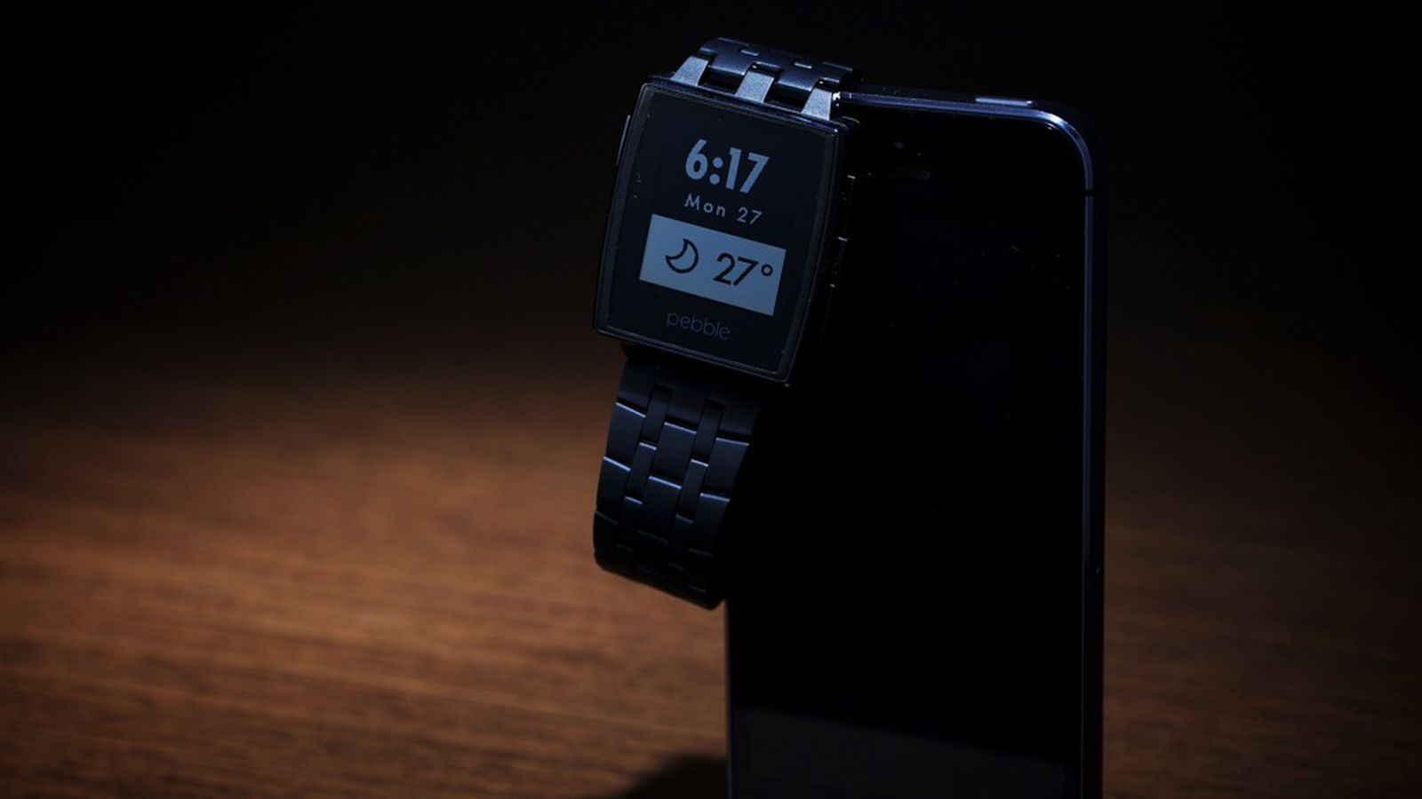 Pebble: So far Sold Smartwatches 1.8 Million