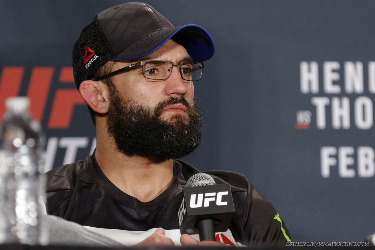 Johny Hendricks vs. Hector Lombard in the works for UFC Fight Night: Halifax