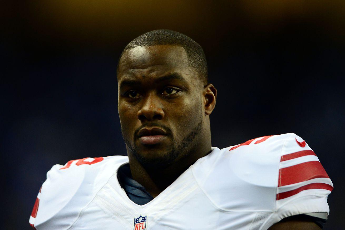 Nike NFL Mens Jerseys - New York Giants' Positional Breakdown: Linebacker - Big Blue View