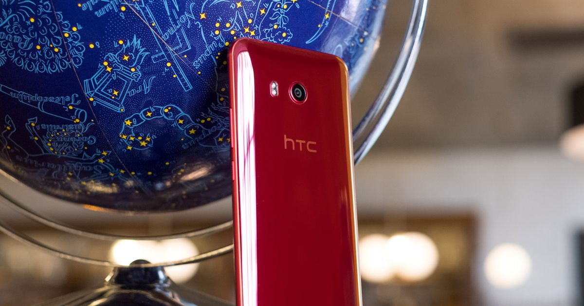 Google is buying part of HTC's smartphone team for $1.1 billion
