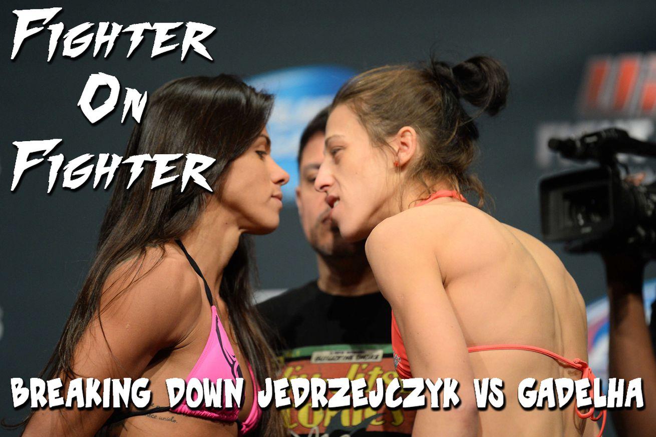 community news, Fighter on Fighter: Breaking down TUF 23 Finale's Joanna Jedrzejczyk, Claudia Gadelha