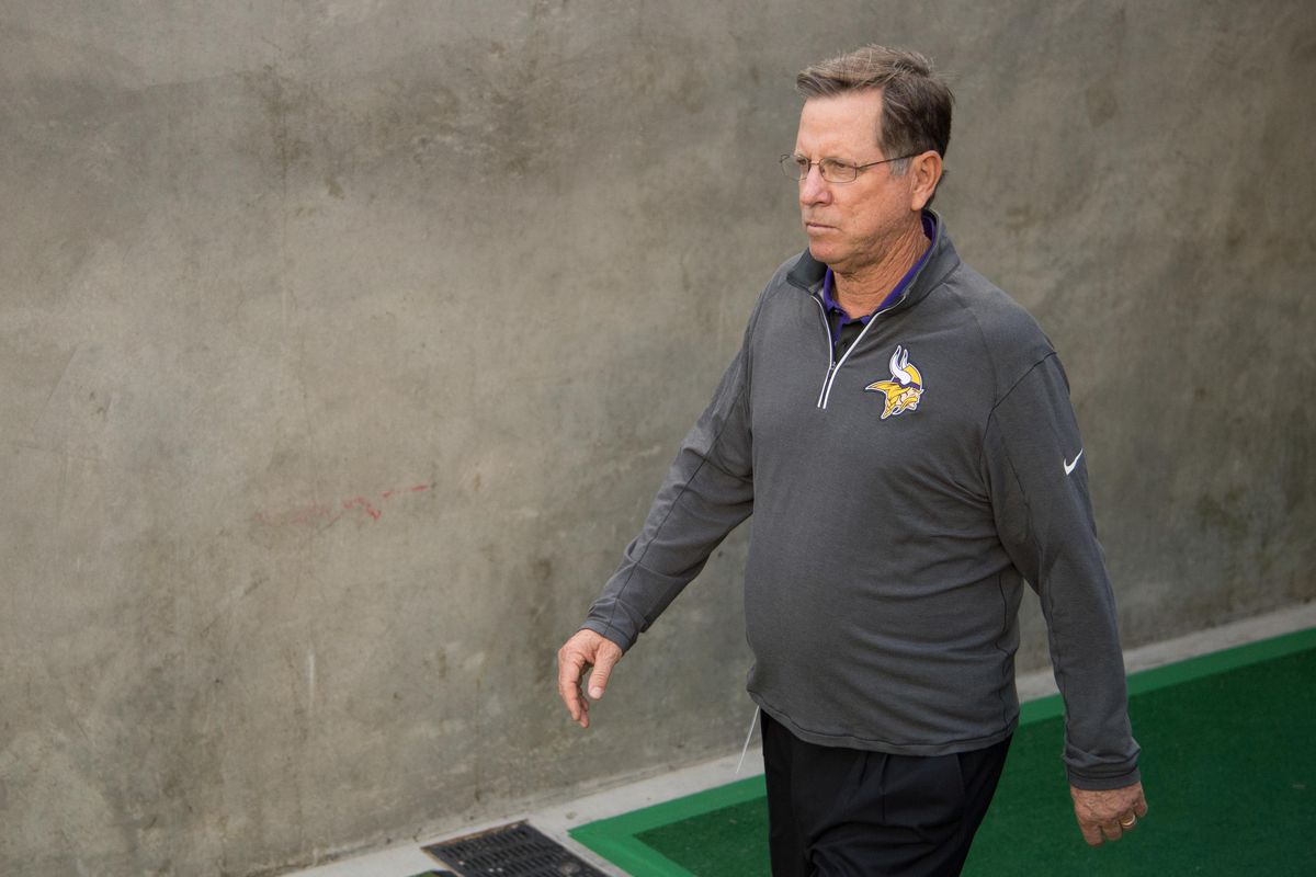 norv turner had a good reason for leaving the vikings so abruptly kyle terada usa today sports