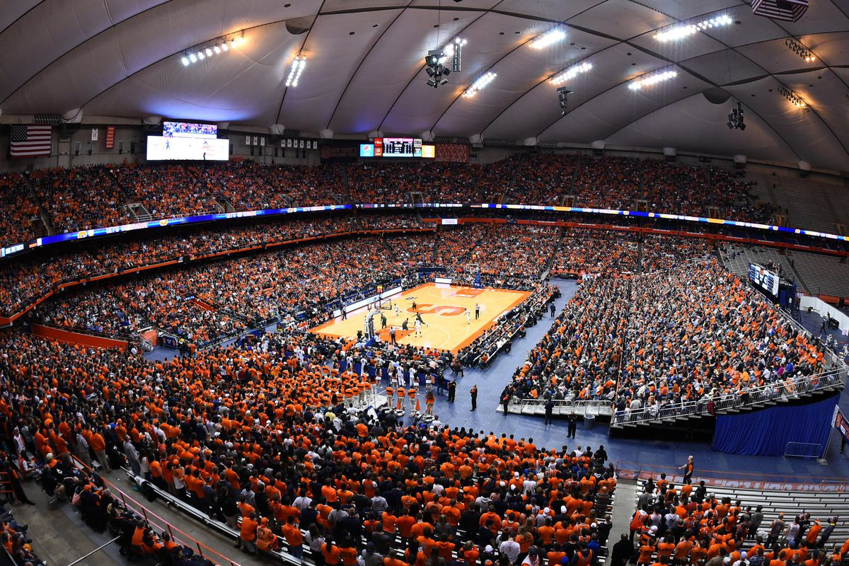 Syracuse University Announces Carrier Dome Renovations