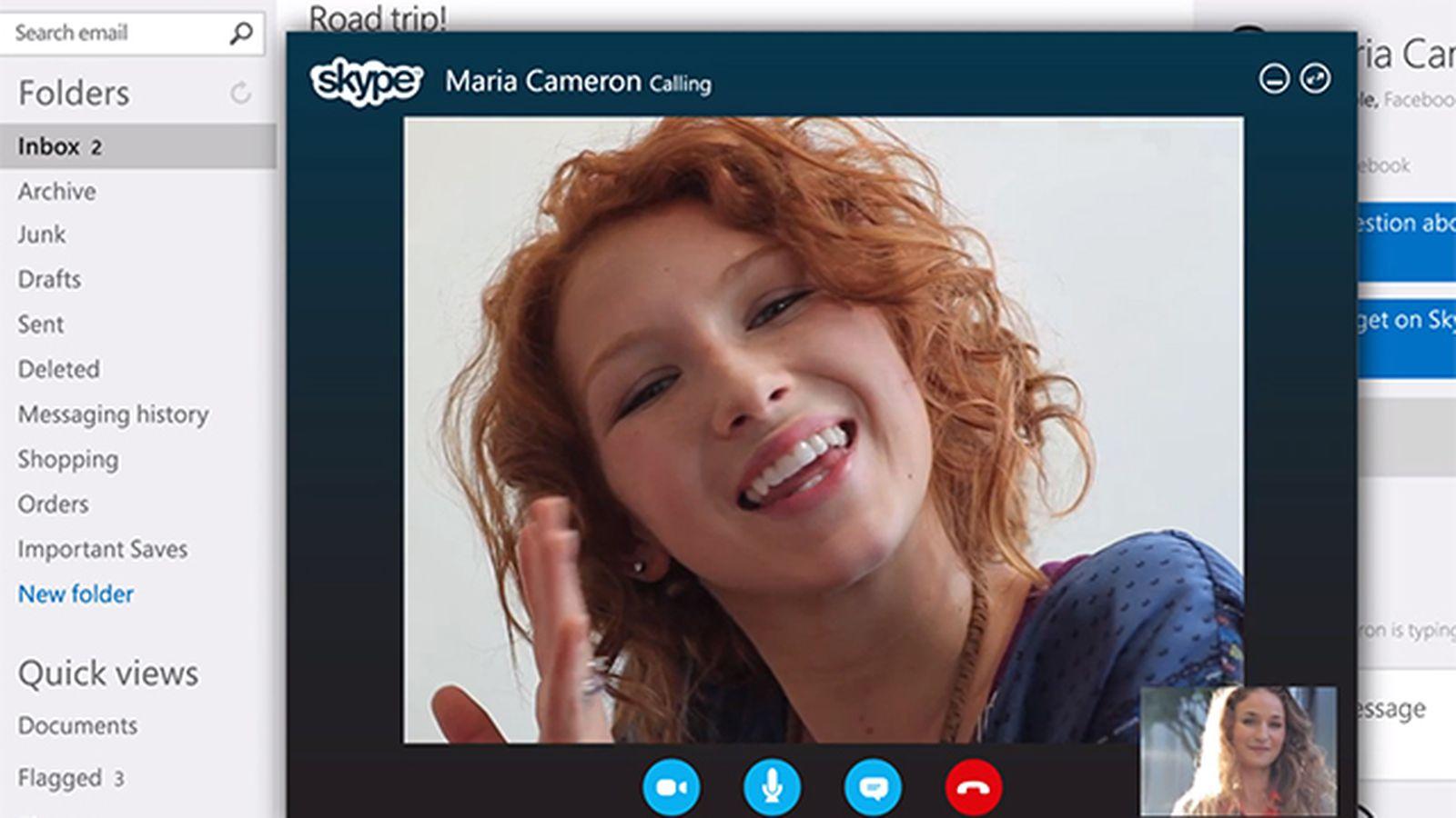 Разговор по скайпу бесплатно с девушкой 5 фотография