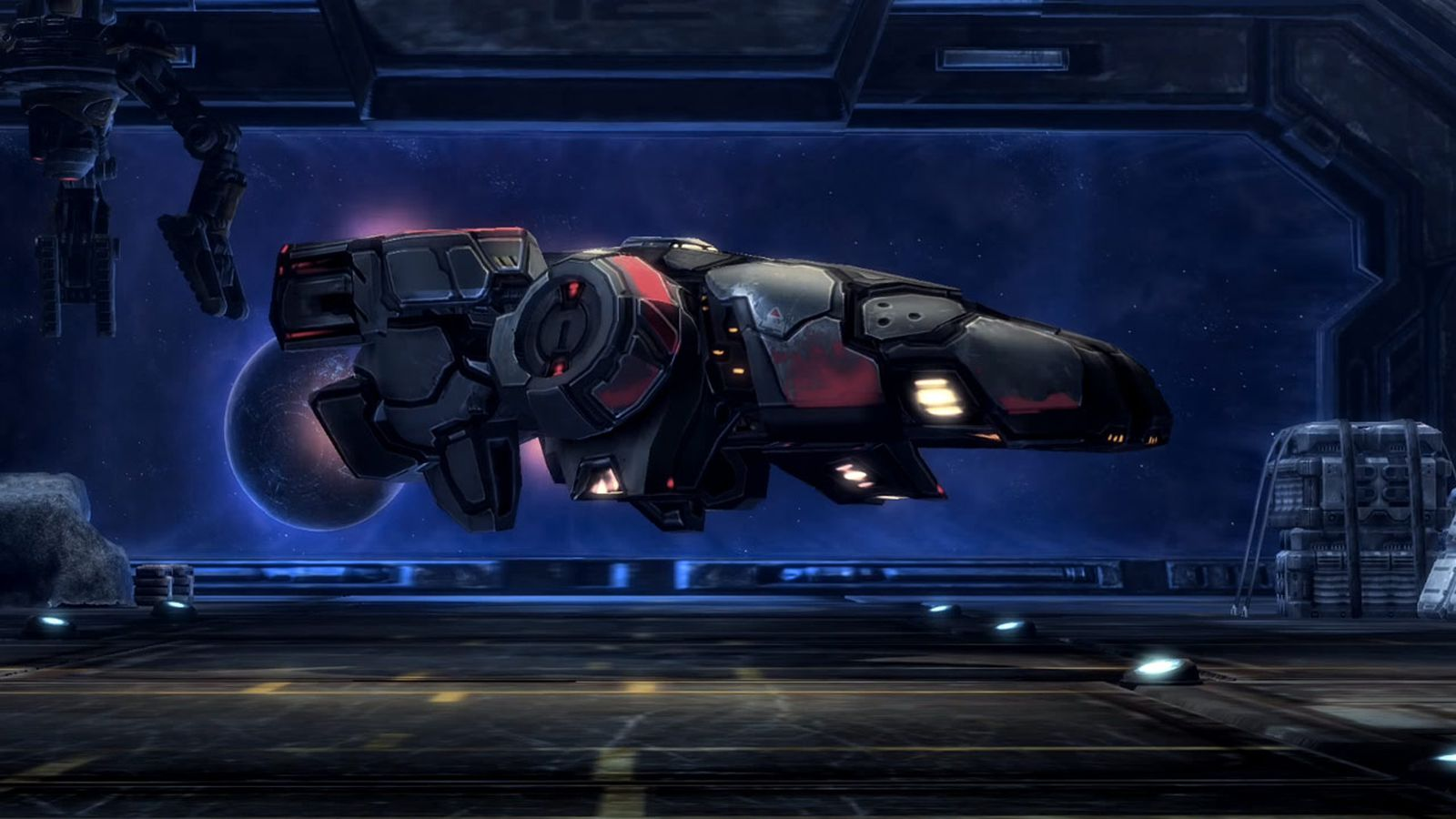 Starcraft 2 Legacy Of The Void Introduces A New Warship