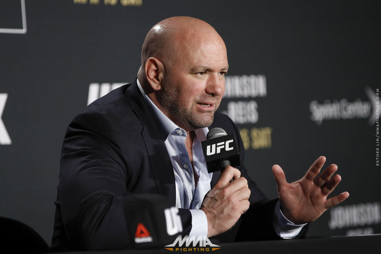community news, Dana White says Demetrious Johnson will get his title belt collection after all
