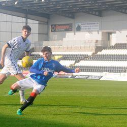 St. Mirren 2-3 Rangers