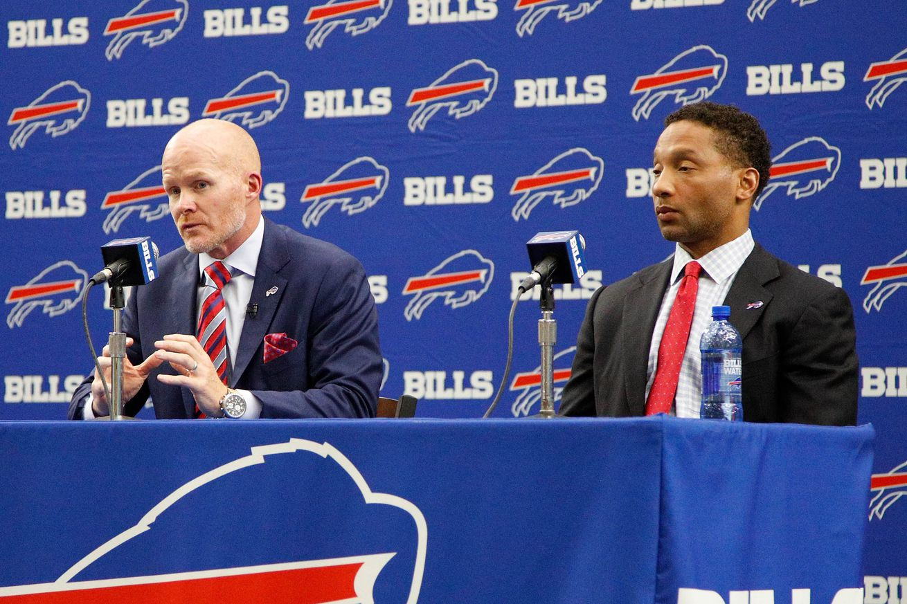 Buffalo Bills draft history under Doug Whaley (college edition)