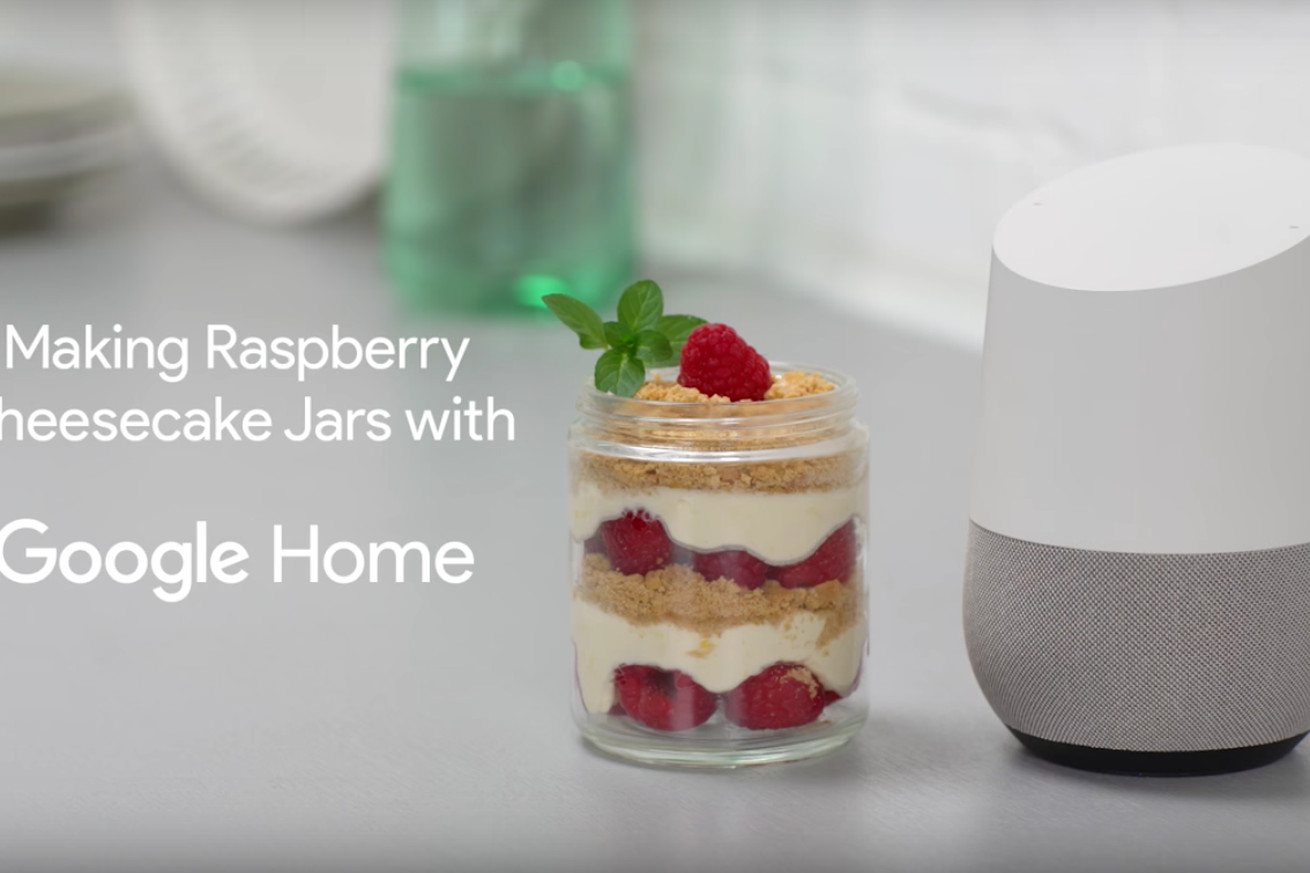 google home now has access to more than 5 million recipes