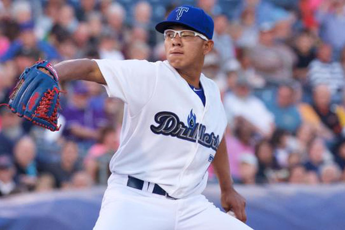 Julio Urias, Jose De Leon among Dodgers non-roster ...