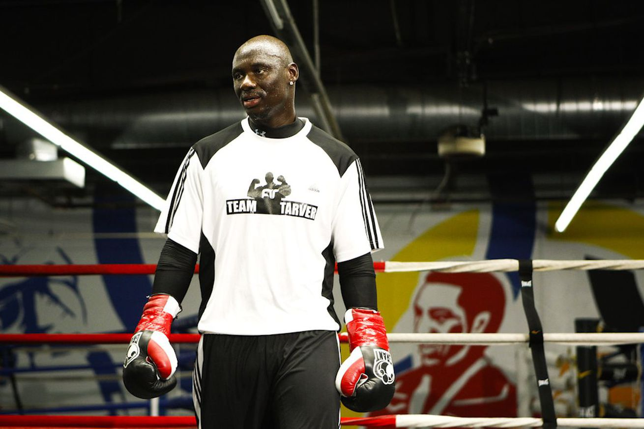 community news, Boxing champion Antonio Tarver steps in as Blackzilians striking coach, wants to create 'exciting knockout punchers'