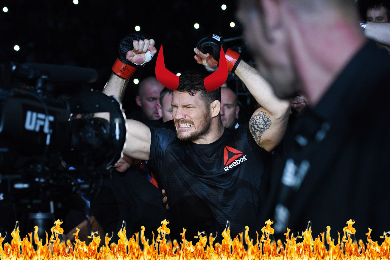 community news, Breaking: Conor McGregor is Jesus Christ and Michael Bisping is the devil