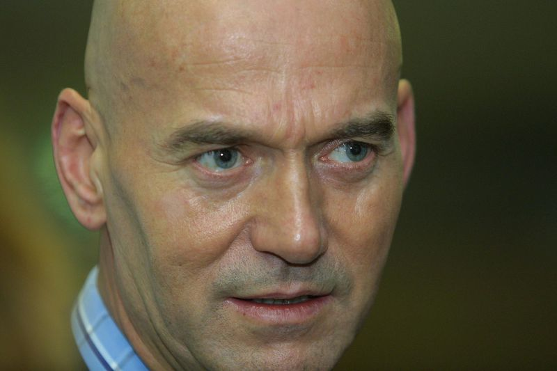 Dutch Right-Wing Politician Pim Fortuyn