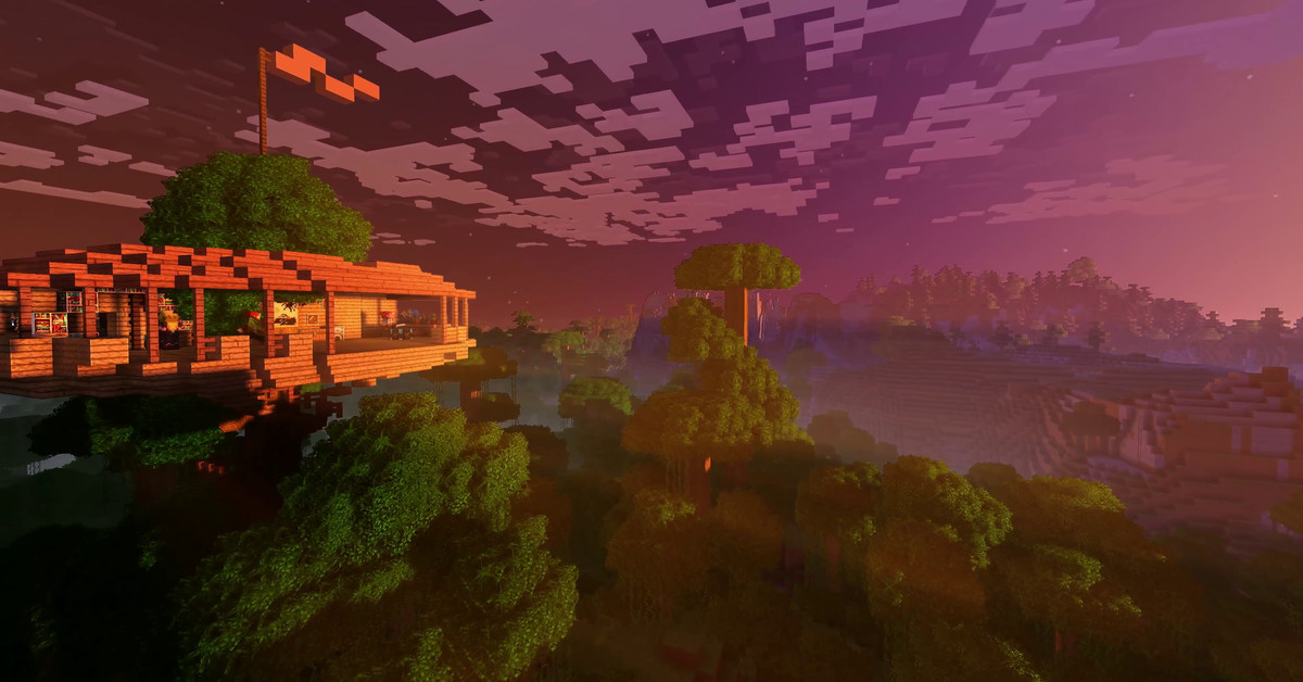 Minecraft's big cross-platform update is here