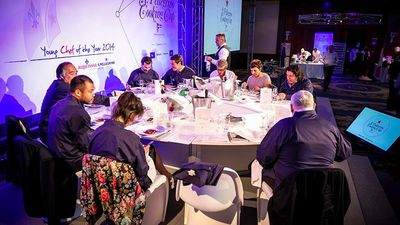 S.Pellegrino's Young Chef Search 2015; Chicago Chefs Team for Fundraiser