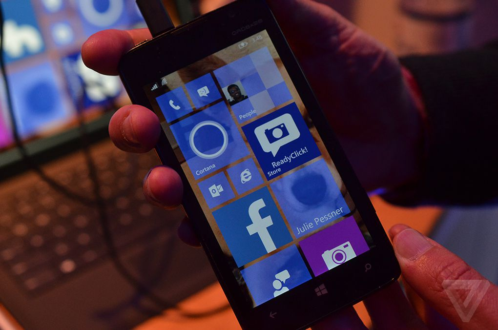 Windows 10 Smart Phone