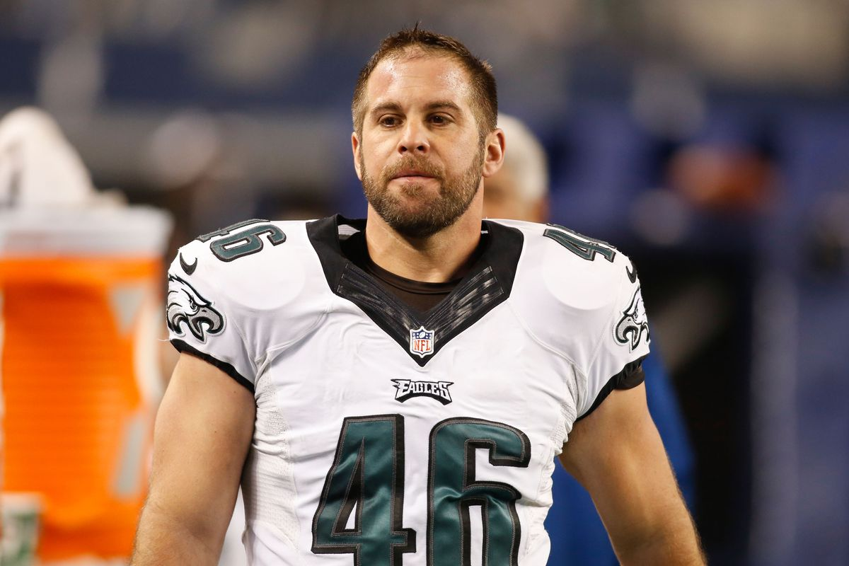 Eagles Long Snapper Takes Blame For Missed Field Goal By