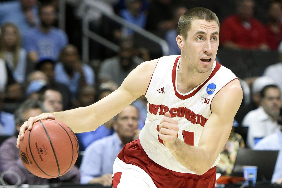 brooklyn nets bring in wisconsin s josh gasser for nba summer what can gasser do for the nets in summer league