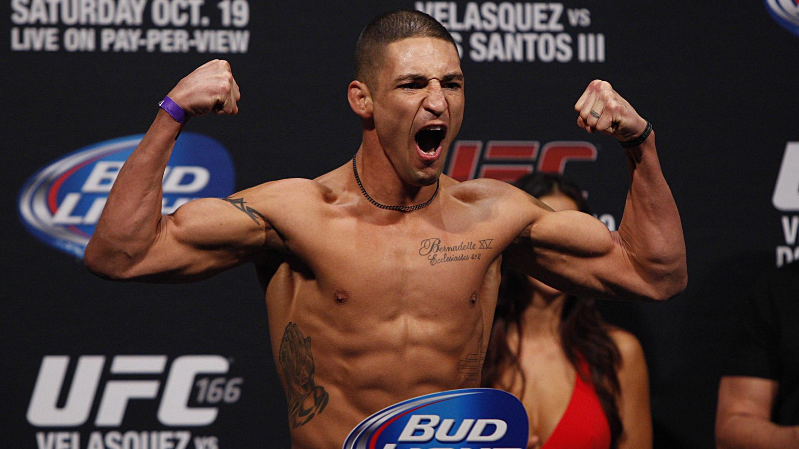 diego sanchez - photo #23