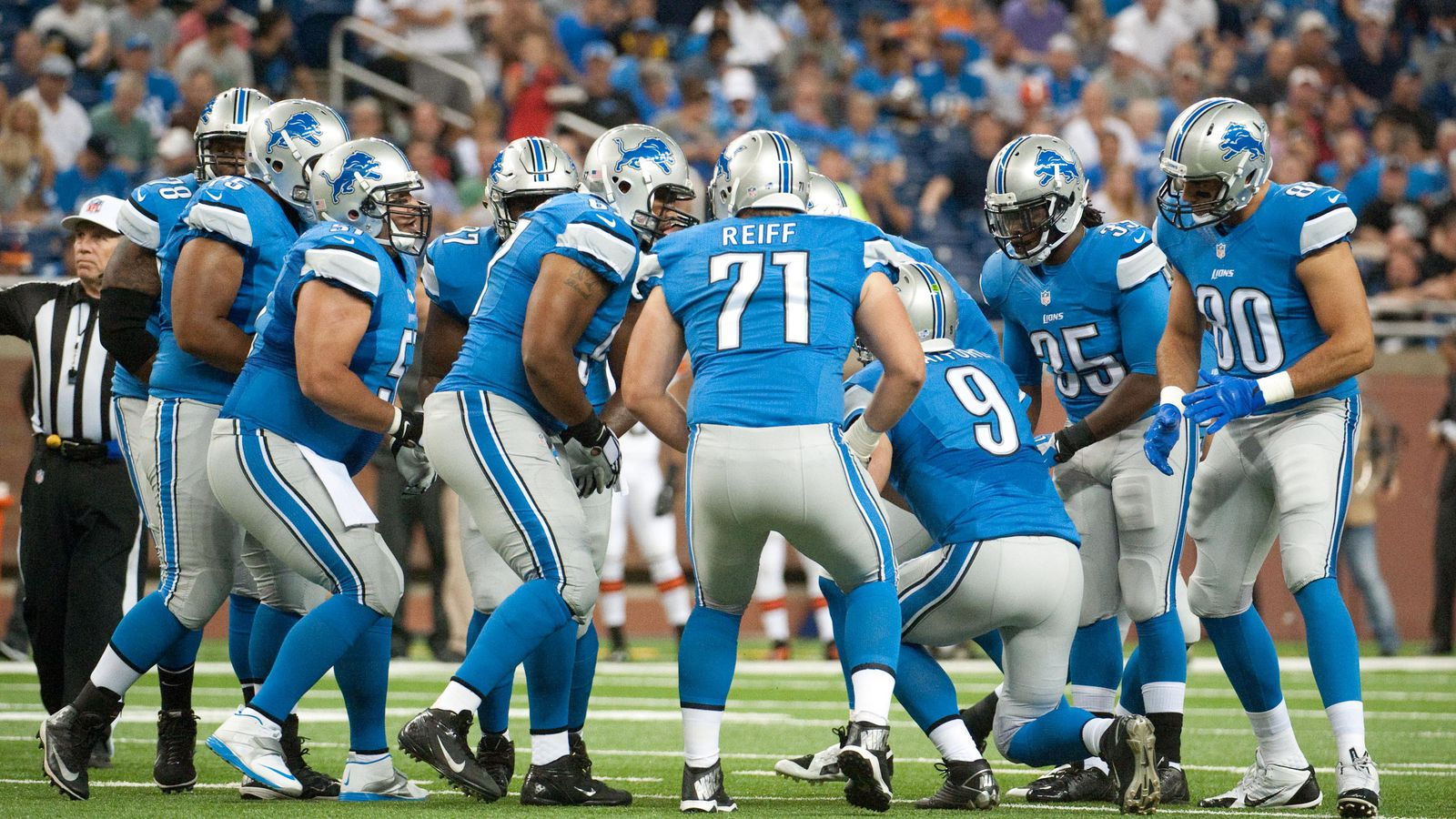 Lions roster cuts: Lions finalize 75-man roster - Football