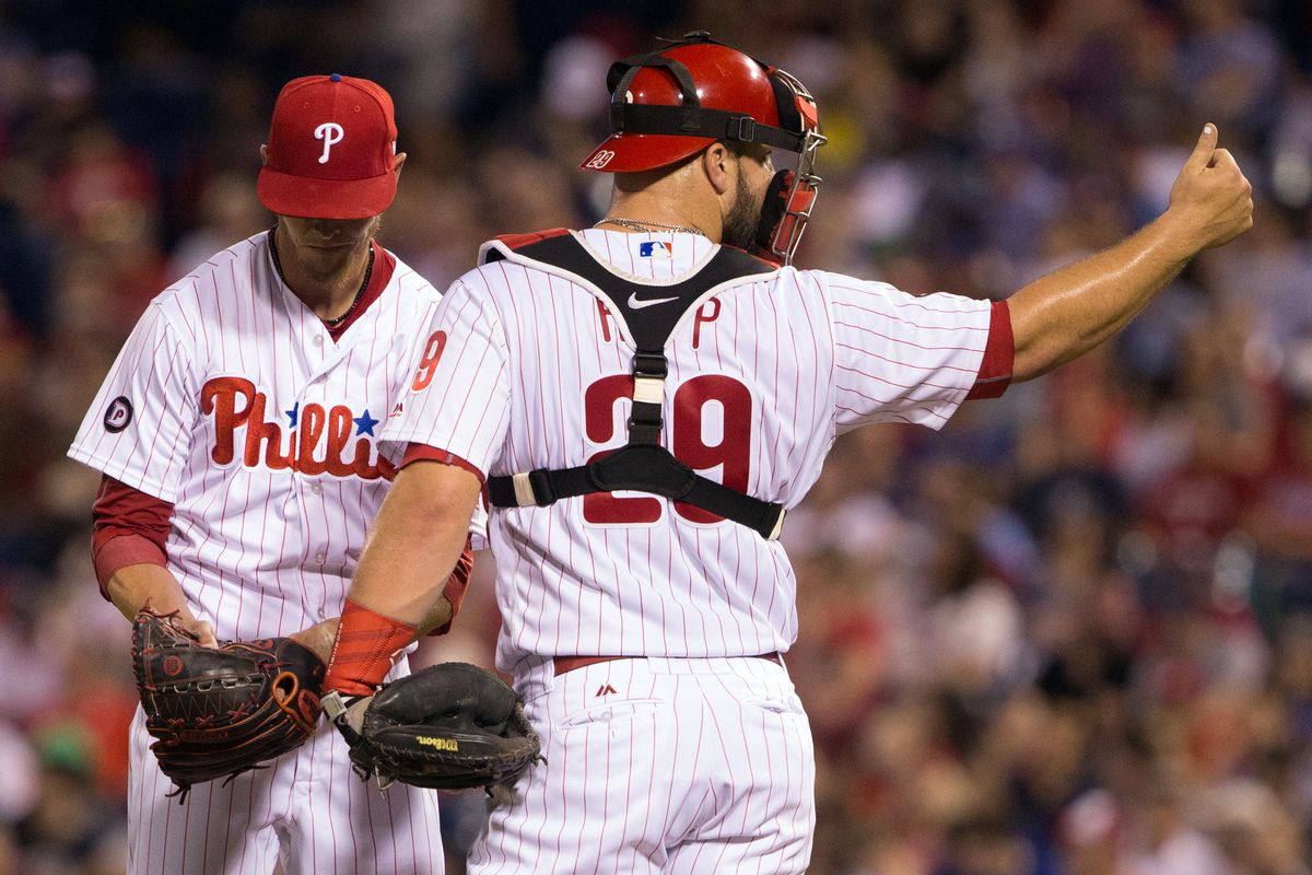 Phillies' Clay Buchholz suffers partial tear in right arm