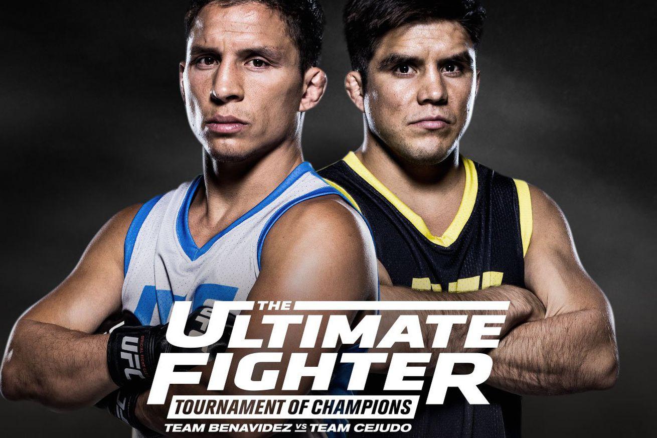 Meet The Ultimate Fighter season 24 competitor Adam Antolin