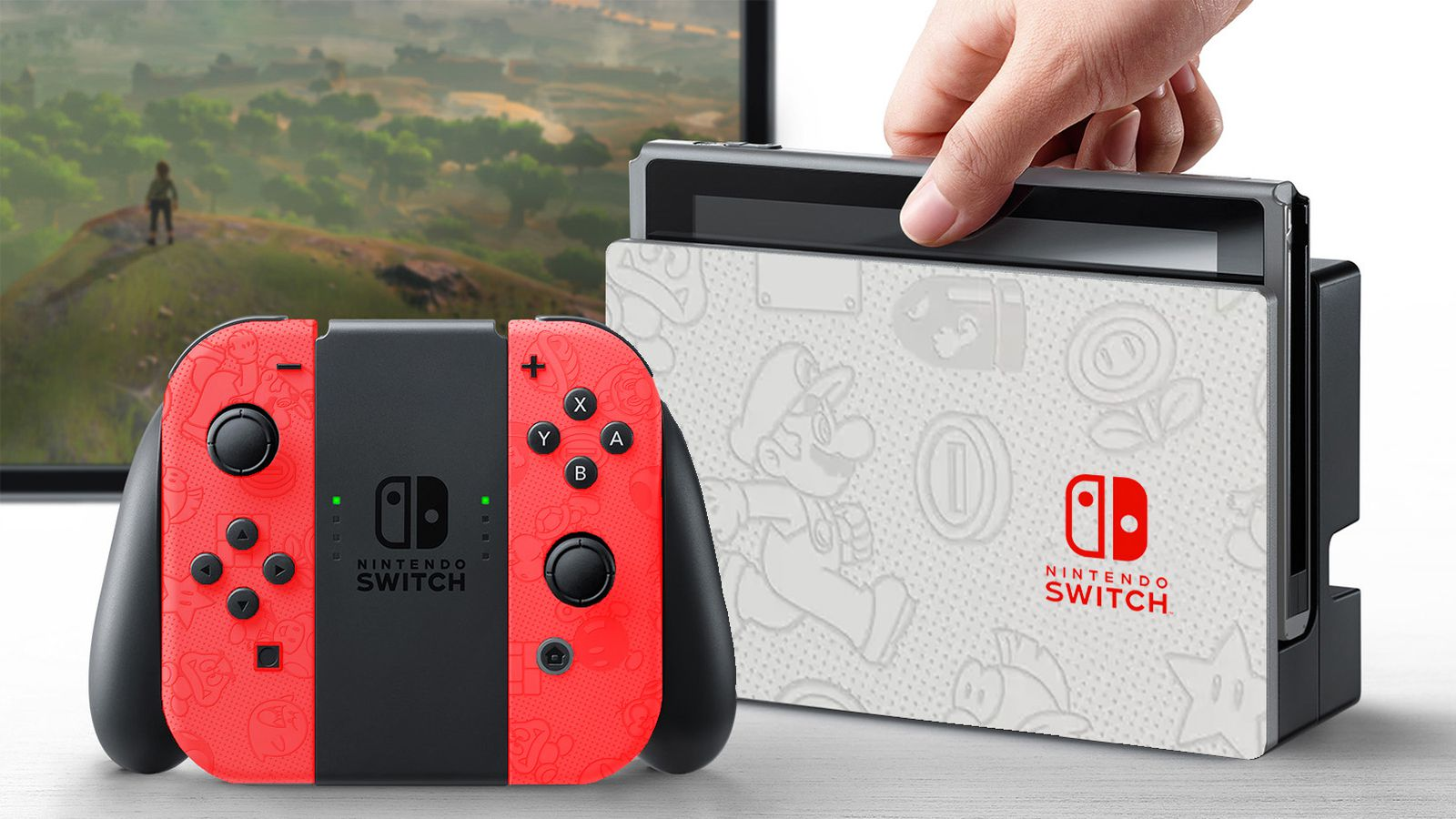 Nintendo Switch special editions that don't exist — but should ...
