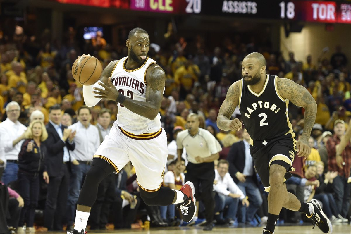 Raptors hoping to get back into series with Cavaliers