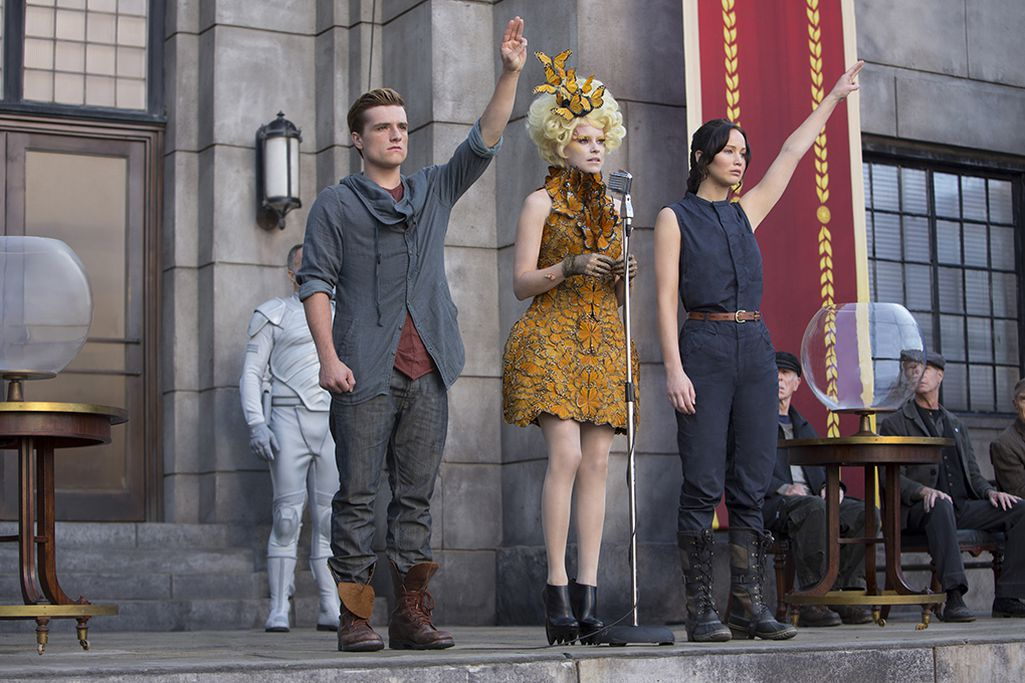 Hunger Games the movie essay help?