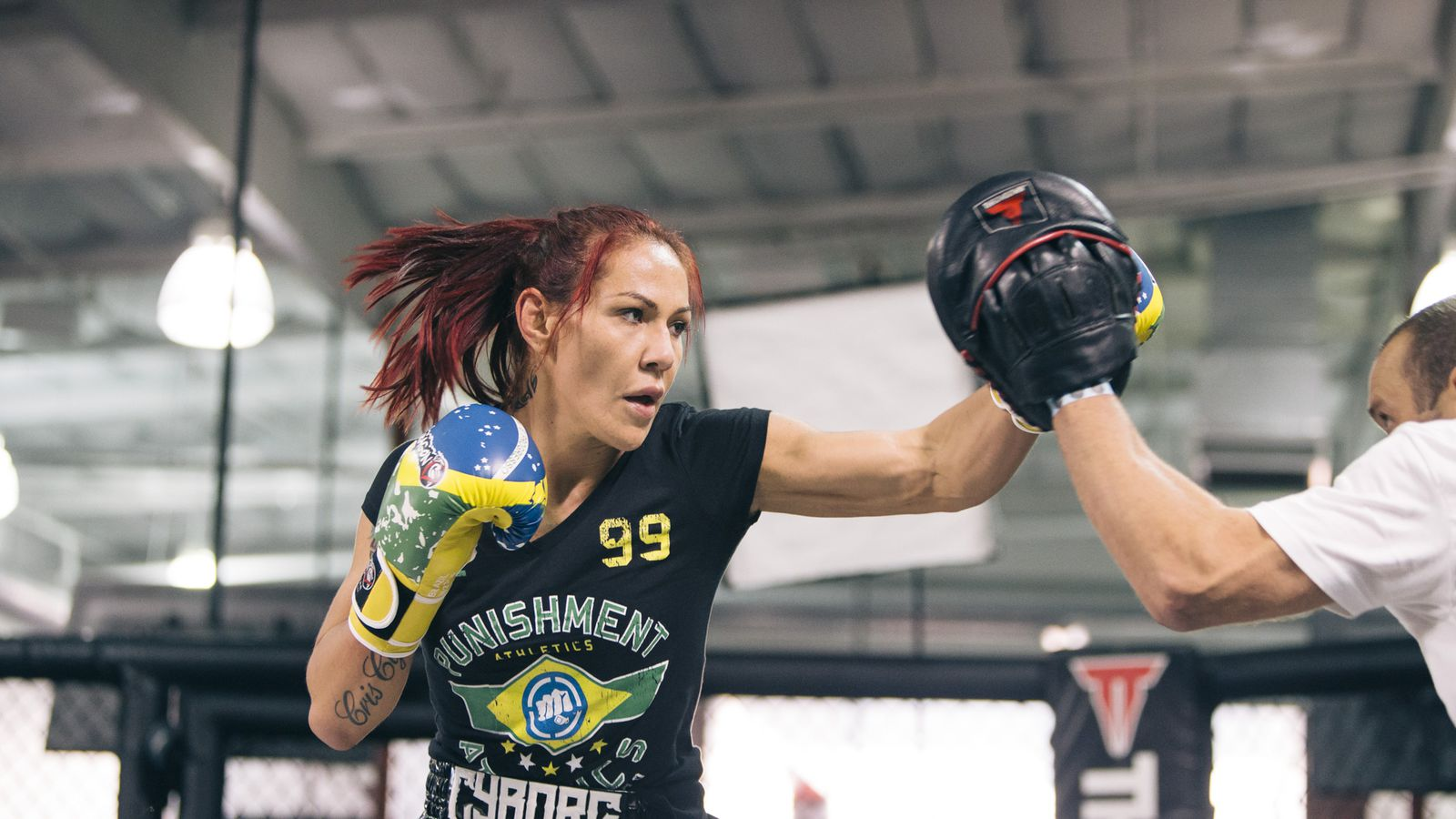 Cris Cyborg Nude Photos 76
