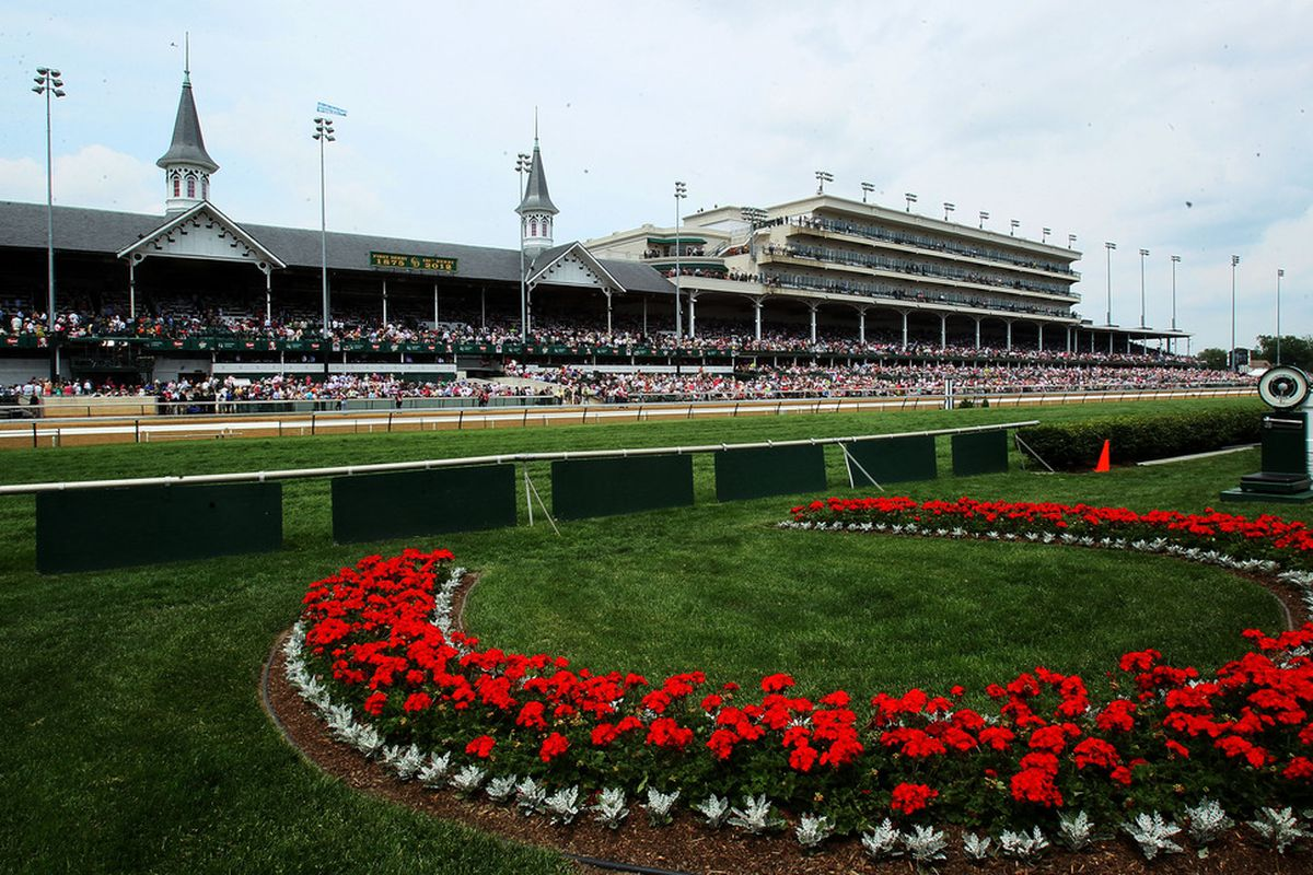 2012 Kentucky Derby Results And Open Thread And Down The